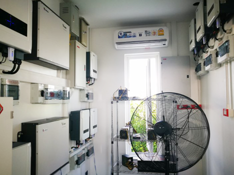 50KWH powerwall lifepo4 battery hybrid system