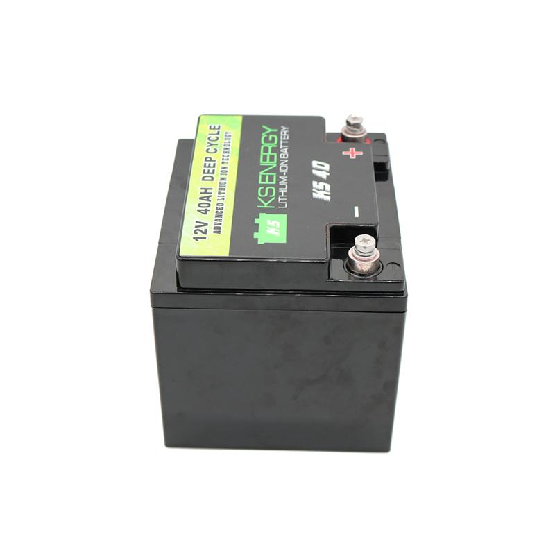 Long Life 12V 40AH Lifepo4 Lithium Battery Solar Battery