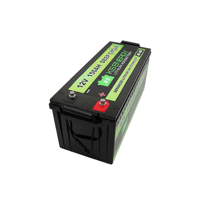 12V 150AH Deep Cycle Llithium Ion Battery For Solar Storage