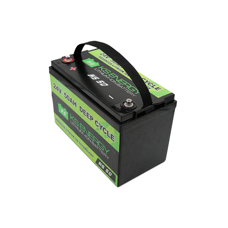 24V 50AH Lifepo4 Deep Cycle Lithium Ion Battery Bank Suppliers