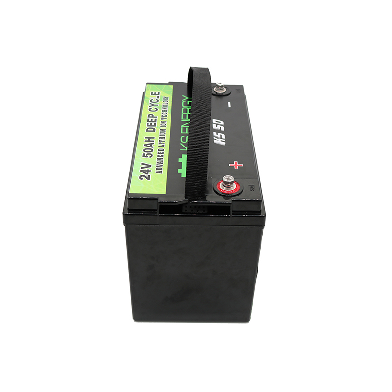 GSL ENERGY-24v Lithium Ion Battery 24v 50ah Lifepo4 Deep Cycle Lithium Ion Battery