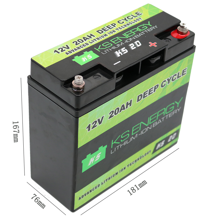 camping marine ion capacity 12v 50ah lithium battery GSL ENERGY