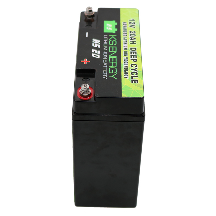 GSL ENERGY Brand marine 12v 20ah lithium battery long supplier