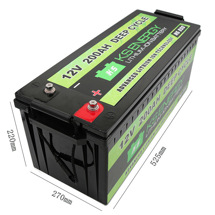 GSL ENERGY Brand liion motorcycle custom 12v 20ah lithium battery