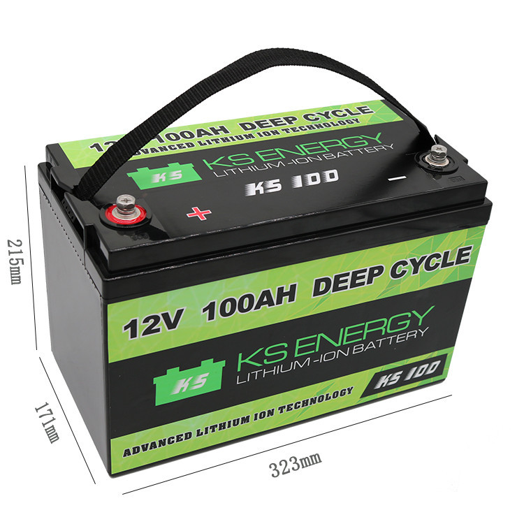 lithium motorcycle storage GSL ENERGY Brand 12v 50ah lithium battery
