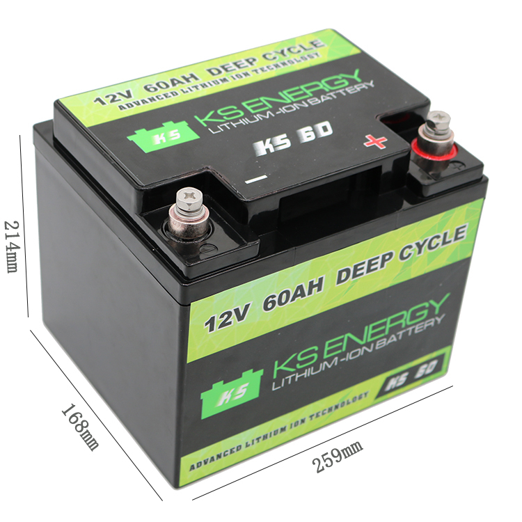 camping rv display GSL ENERGY Brand 12v 20ah lithium battery manufacture