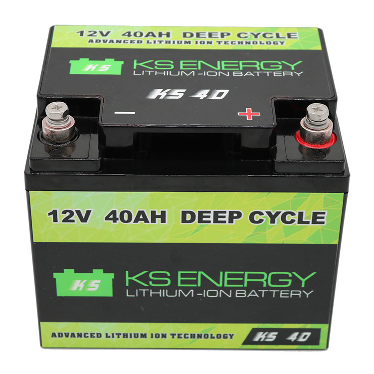 Custom cycle ion 12v 50ah lithium battery GSL ENERGY cycles
