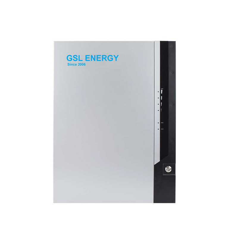 Powerwall 2 Wall Mounted GSL 6Kwh Lifepo4 Battery For Solar Battery Storage System