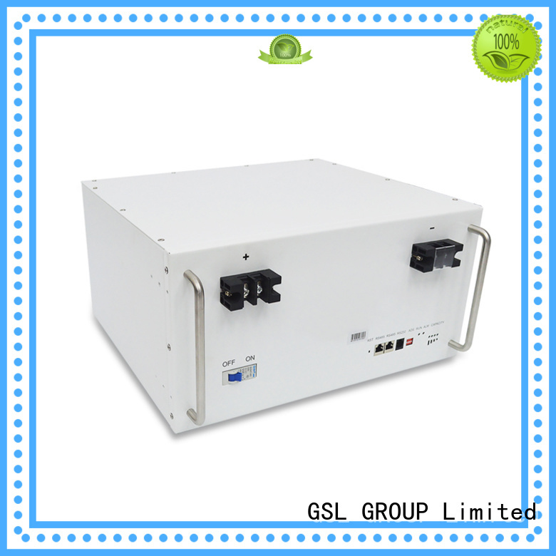 bank ups lifepo4 GSL ENERGY Brand telecom battery