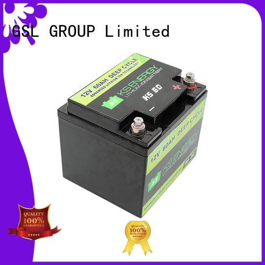 car li 12v 20ah lithium battery led caravans GSL ENERGY Brand