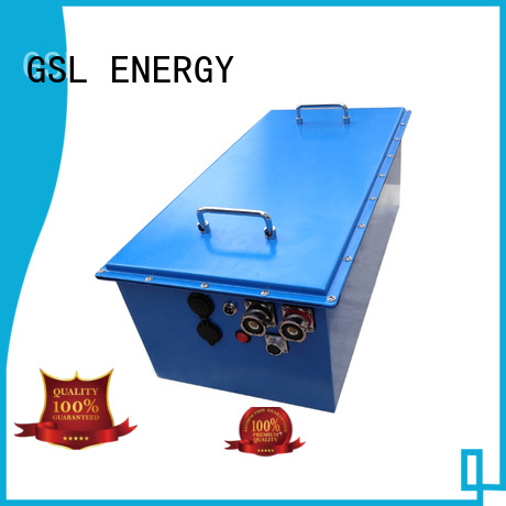 cart 48v golf cart battery batteries electric GSL ENERGY Brand
