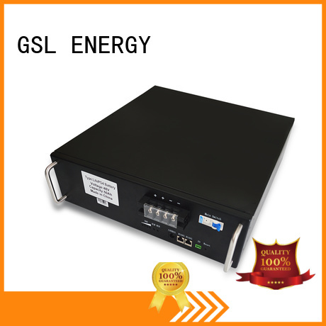 ess battery pack solar lifepo4 GSL ENERGY Brand company