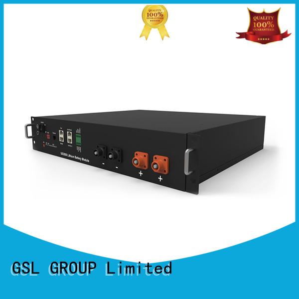 tower Custom lithium battery telecom battery GSL ENERGY bank