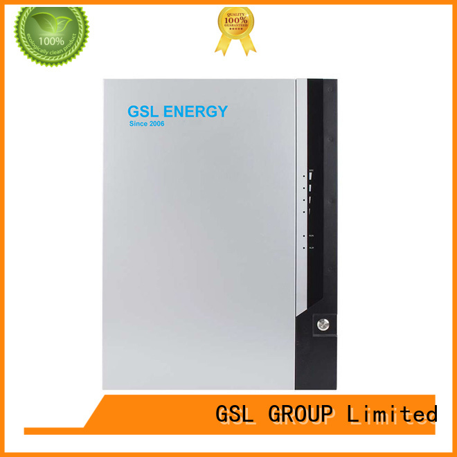 energy lifepo4 battery powerwall battery GSL ENERGY Brand company
