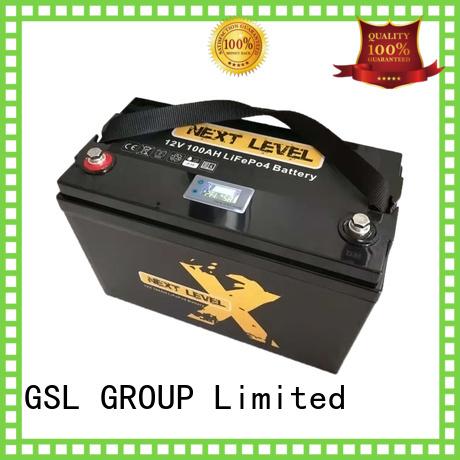 12v 20ah lithium battery solar GSL ENERGY Brand 12v 50ah lithium battery
