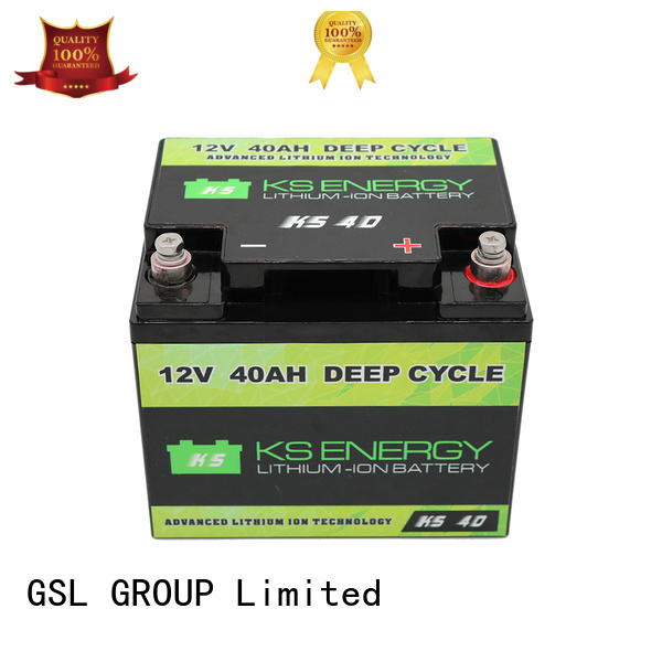 12v 20ah lithium battery display cycles car GSL ENERGY Brand