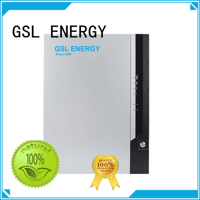 6kwh Custom 7kwh energy powerwall battery GSL ENERGY lithium