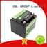 Quality GSL ENERGY Brand display lifepo4 12v 50ah lithium battery
