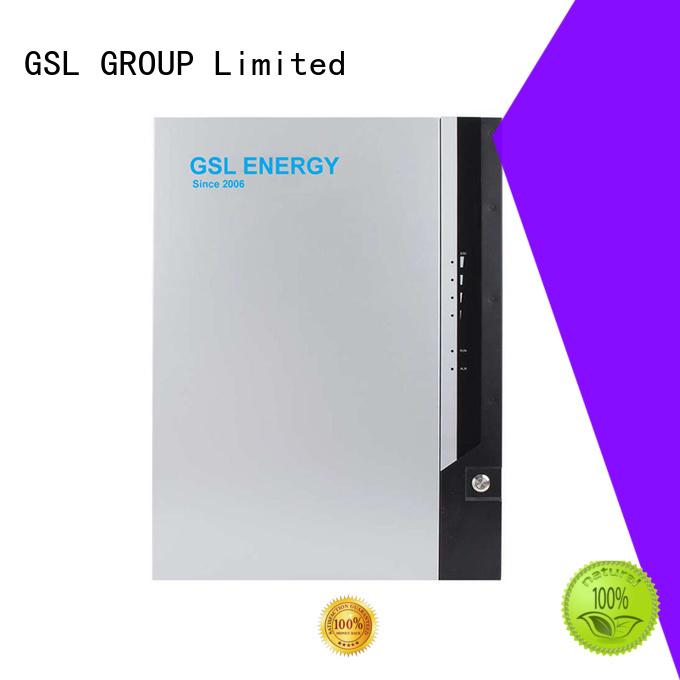 storage tesla lithium powerwall battery GSL ENERGY Brand company