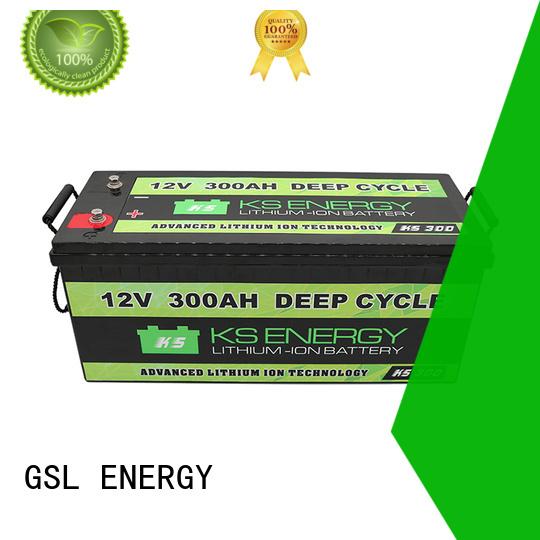 Hot battery 12v 20ah lithium battery li GSL ENERGY Brand