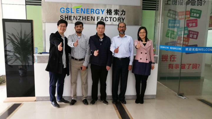 Lithium Battery Factory In Guangdong