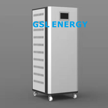 GSL ENERGY ALL IN ONE SMART ESS HYBRID ON-OFF GRID
