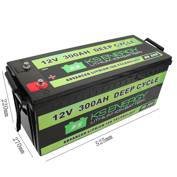 GSL ENERGY-12v 50ah Lithium Battery Lithium Ion Technologies 12v 300ah Advanced-1